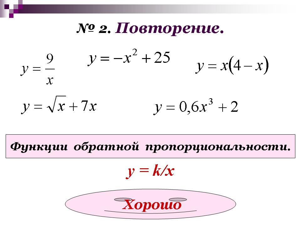 График обратной пропорциональности ...: pictures11.ru/grafik-obratnoj-proporcionalnosti.html